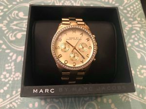 Original Marc Jacobs Women's Watch (Like New) for Sale in San Mateo, CA