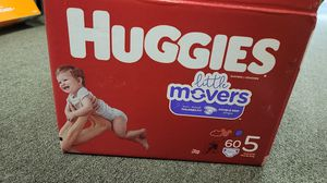 Huggies Size 5 for Sale in North Las Vegas, NV