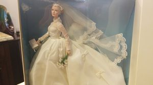 Grace Kelly - The Bride Silkstone Collectable Barbie NIB Excellent Condition for Sale in Long Beach, CA