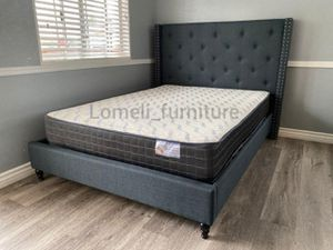 Cal king beds with mattress included for Sale in CRYSTAL CITY, CA