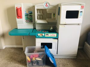 Home Style Toy Kitchen! for Sale in Greenwood Village, CO