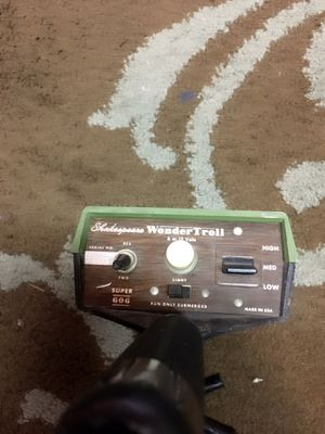 Vintage Shakespeare trolling motor for Sale in Indianapolis, IN