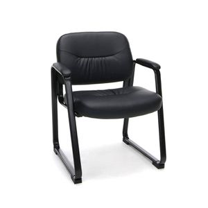 NEW Leather Executive Side Chair for Sale in Garden Grove, CA