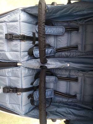 Valco baby double stroller for Sale in Glen Ellyn, IL