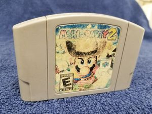 Mario Party 2 N64 for Sale in San Diego, CA