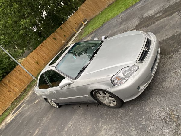 HONDA CIVIC EX COUPE YEAR 2000 FOR SALE TODAY ONLY