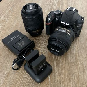 Nikon D3200 DSLR Camera for Sale in Temecula, CA