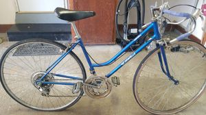 Old Schwinn girls bicycle. 26 inch I think. for Sale in North Ridgeville, OH