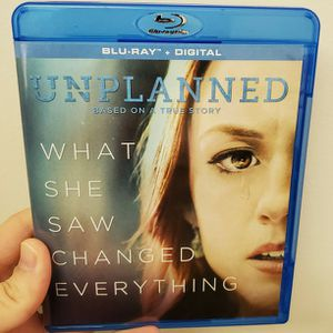 Unplanned on Blu-ray for Sale in Baytown, TX