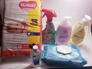 Baby bundle available ($18) for Sale in Philadelphia, PA