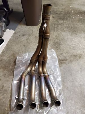 HONDA MOTORCYCLE HEADERS for Sale in Tampa, FL