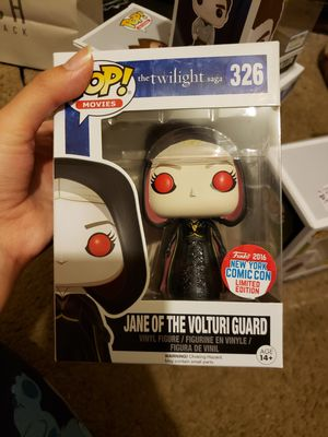 Twilight Jane of the Volturi Funko Pop for Sale in Fresno, CA