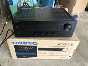 (For Parts) Onkyo receiver for Sale in Redmond, WA
