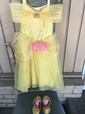 Halloween Costumes (Disney Princess) for Sale in Hayward, CA