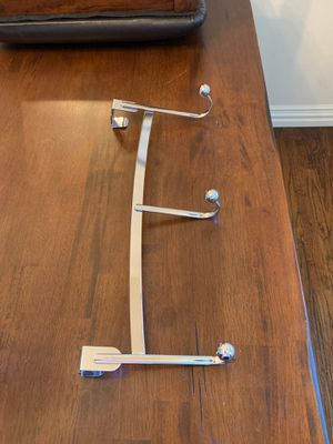 Over door towel hook for Sale in Dallas, TX