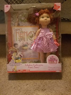 Fancy Nancy doll for Sale in North Chesterfield, VA