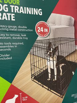 New Never Open Dog Crate Small for Sale in Laveen Village,  AZ