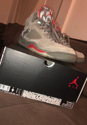 Jordan 5 retro (size 9) (box included) for Sale in Manassas, VA
