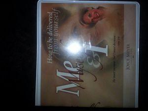 JOYCE MEYER me myself and i 6 disc.set for Sale in Glen Burnie, MD