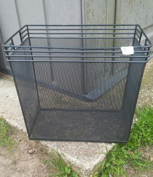 "14"" Metal Basket for Sale in Arlington, TX"