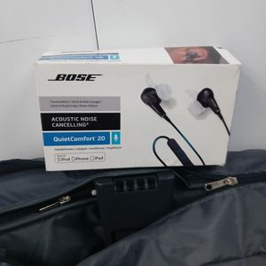 Bose Ipod Iphone Head Phones for Sale in San Diego, CA