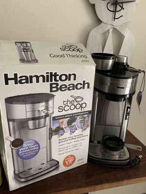 Hamilton beach single cup coffee maker for Sale in Fullerton, CA