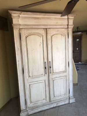 """Woodland Furniture "" Armoire for Sale in Phoenix, AZ"