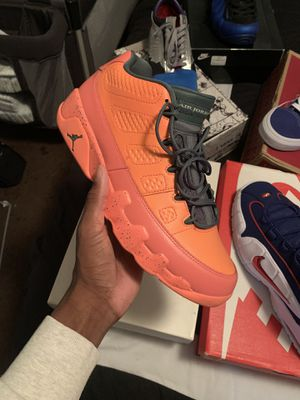 Jordan 9 mango for Sale in Lawndale, CA