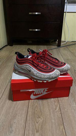 Jayson Tatum Nike Air Max 97 Size 5 for Sale in Brockton, MA