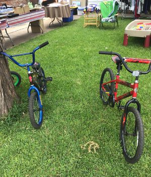 Multiple size bikes individually priced for Sale in Arlington, TX