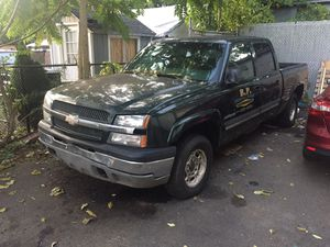 2003 Chevy 1500hd for Sale in Bridgeport, CT