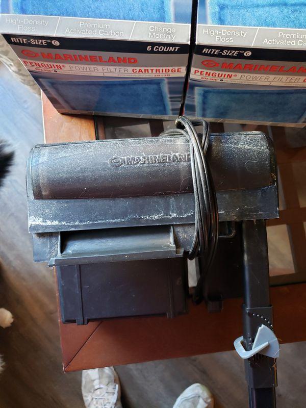 Marineland Biowheel Filter 50 -75 Gallon