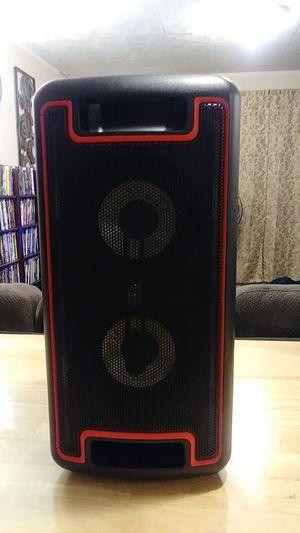Black Web Bluetooth party speaker. for Sale in Wichita, KS