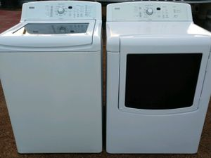 """KENMORE ELITE OASIS"" MATCHING SET WASHER AND ELECTRIC DRYER KING SIZE CAPACITY PLUS for Sale in Phoenix, AZ"
