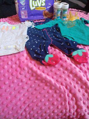 Baby Girl baby bundle for Sale in Sacramento, CA