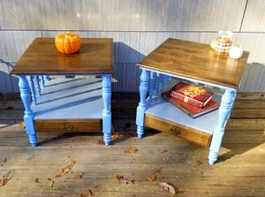 Refurbished Matching End Tables for Sale in Greensboro, NC