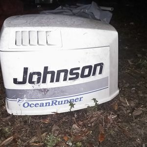 94-98 150hp V6 Johnson Ocean Runner Cowling for Sale in Wauchula, FL