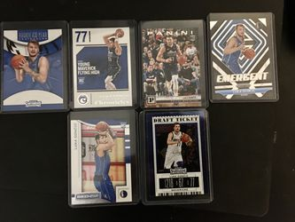 2018-19 luka doncic chronicles Rookies And Others for Sale in San Angelo,  TX