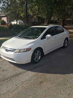 2007 Honda Civic EX for Sale in Gibsonton, FL