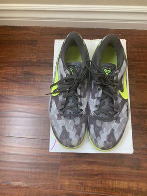 Kobe Nike basketball shoes size 12 for Sale in Las Vegas, NV