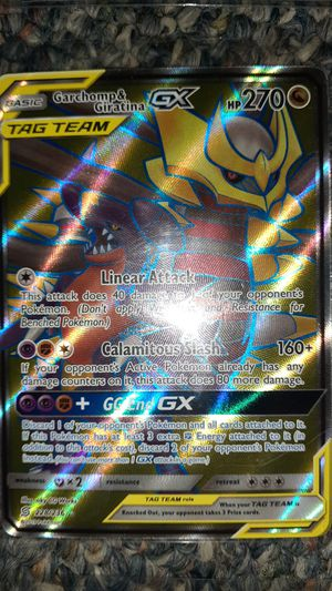 GX Pokemon collection for Sale in Logan, OH