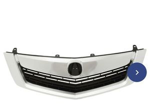 2009 - 2010 Acura Front Bumper and Grill Assembly for Sale in Stone Mountain, GA