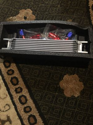Universal GMC Acadia transmission oil cooler. for Sale in Detroit, MI
