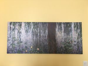 "Claude Monet canvas called ""Water Lillies"" for Sale in Lancaster, OH"