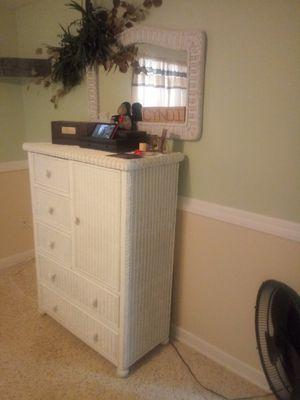 Wicker Bedroom Set for Sale in Winter Haven, FL