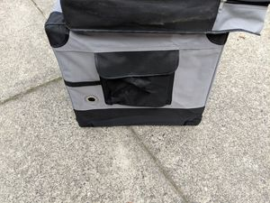 Portable Dog Kennel With Case for Sale in Bellingham, WA