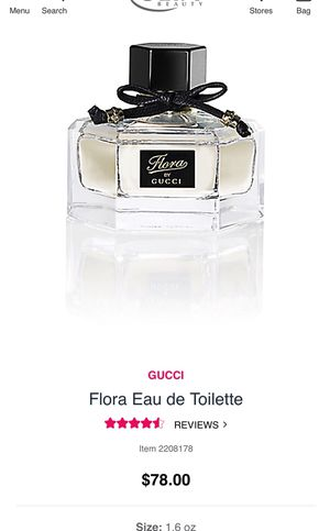 Gucci Flora Fragrance NEW for Sale in Austin, TX