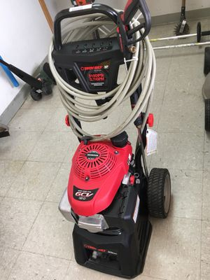 Troy built pressure washer for Sale in Austin, TX