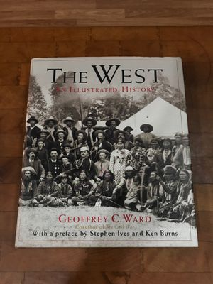 The West coffee table book for Sale in Auburn, WA