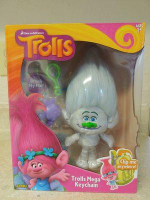 Trolls plush chain for Sale in Houston, TX